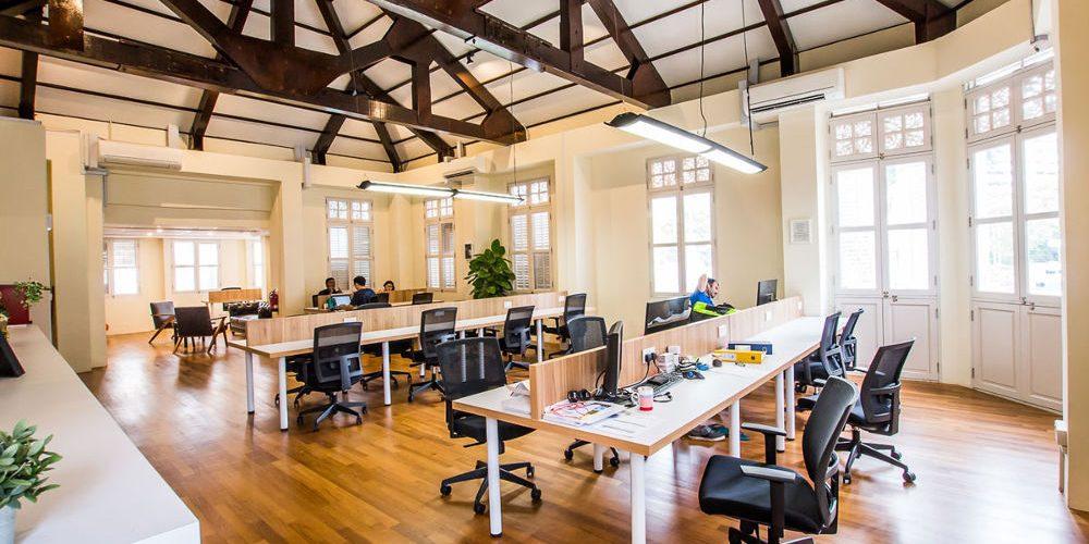 Obliba sdílených kanceláří v Praze prudce roste