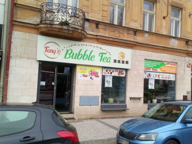 BUBBLE TEA Praha 4