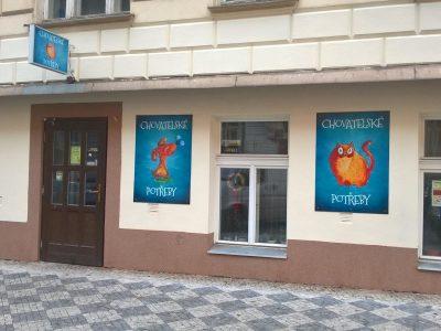 CHOVATELSKÉ POTŘEBY RedCat – Praha 2