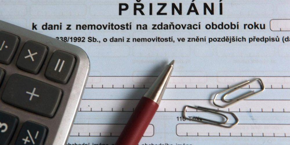 Změny výše daně z nemovitosti. V některých částech Prahy může být zvýšení výrazné