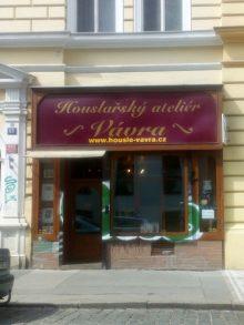 HOUSLAŘSKÝ ATELIÉR VÁVRA