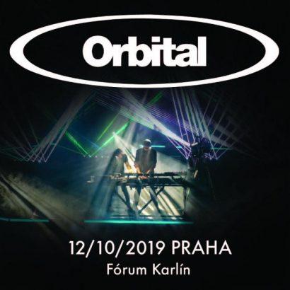 ORBITAL (UK) Praha