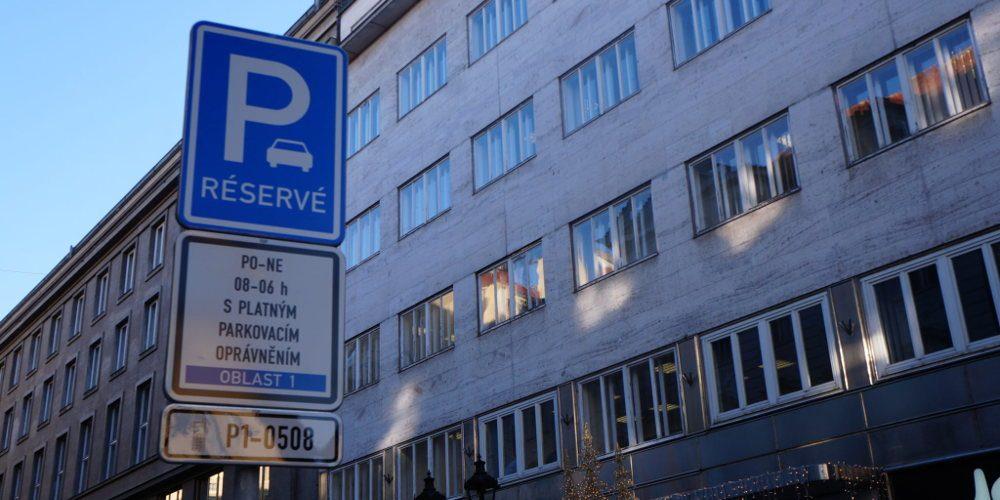 Nové parkovací zóny na Praze 5, 6, 9 a 10