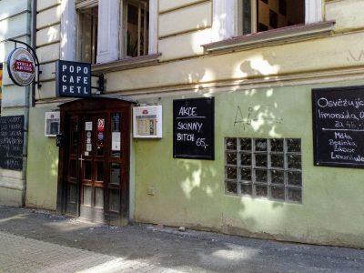 POPOCAFEPETL cafe bar Praha 2
