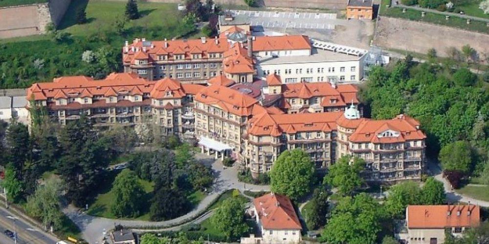 Porodnice v pražském Podolí se snaží vyrovnat těm nejlepším v Evropě