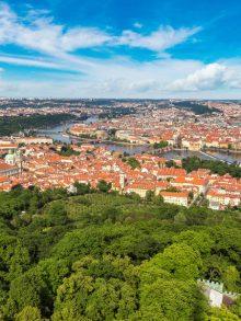 Praha je na tom nejlépe z celého regionu V4, co se týče kvality života. Nejdokonalejším městem světa je Vídeň