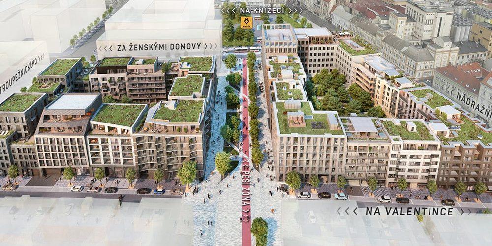 Startuje největší stavební projekt v Praze