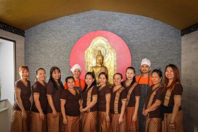 thajský personál