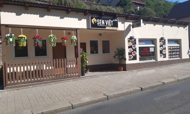 SEN VIET BISTRO Vietnamská kuchyně