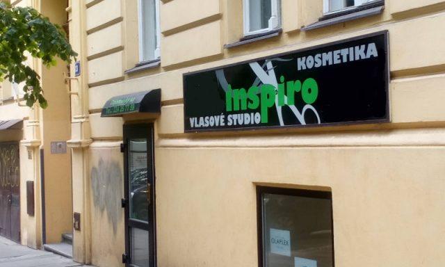 VLASOVÉ STUDIO INSPIRO Praha 2