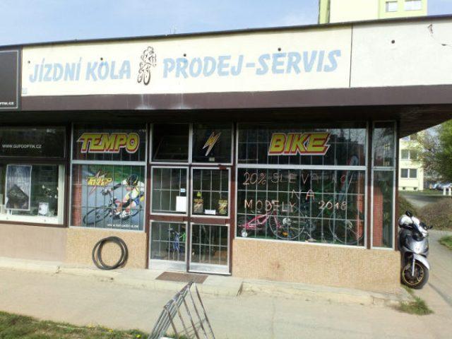 TEMPO BIKE prodej a servis jízdních kol Praha 4