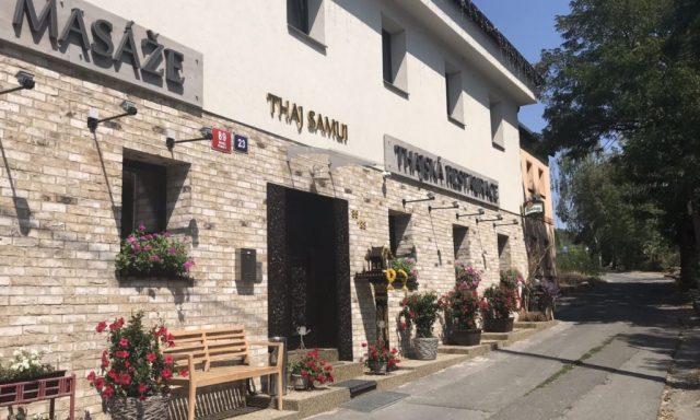 Thajská restaurace Thaj Samui