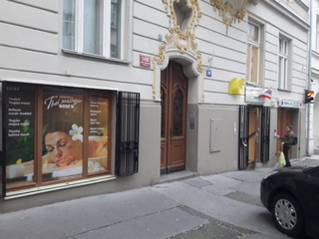 Thai massage SOMS thajské masáže Praha 2
