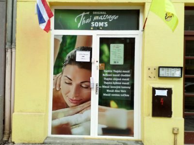 Thai massage SOMS thajské masáže