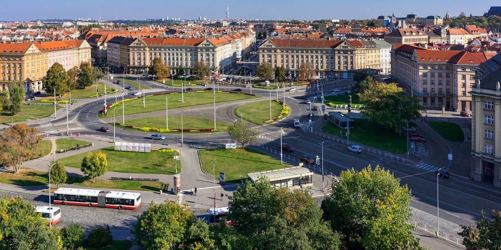 Obchvat dejvického kulaťáku na Praze 6 je opět ve hře